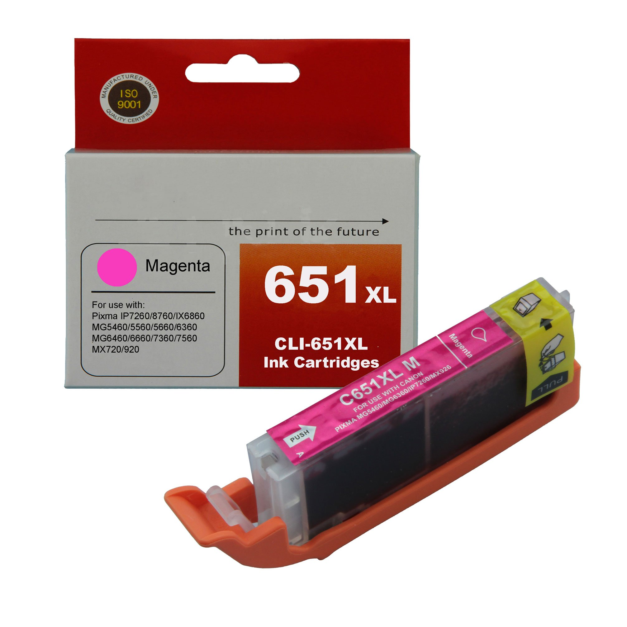 20 Pack Compatible Ink Cartridges For Canon Pgi 6200xl/Cli 6201xl ...
